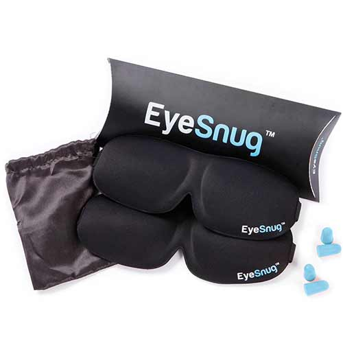 TravelSnugs EyeSnug Countoured
