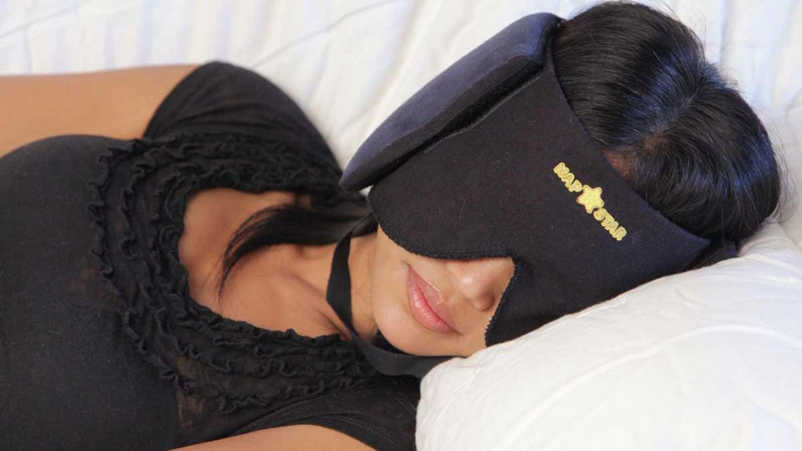 The Benefits of Using a Sleep Mask