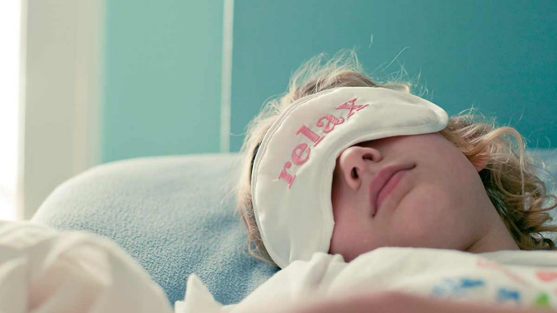 How A Sleep Mask Can Help You Sleep Better